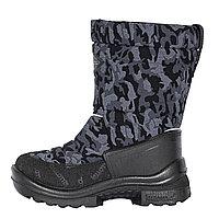 Обувь детская Kuoma Putkivarsi wool Black Ghost