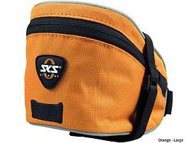 Велосумка подседельная SKS Base Bag L orange