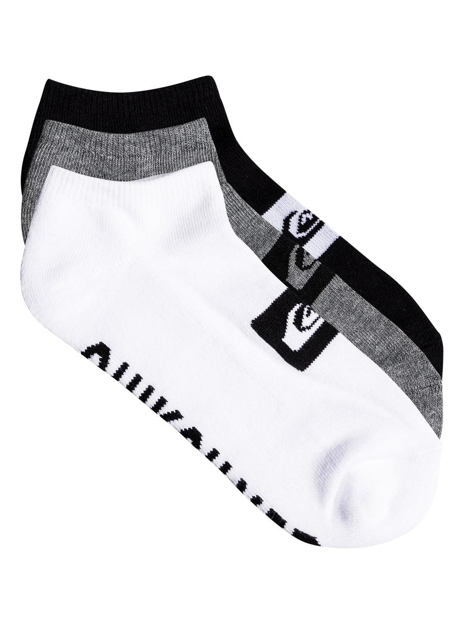 Носки мужские Quiksilver Ankle (3 pairs )