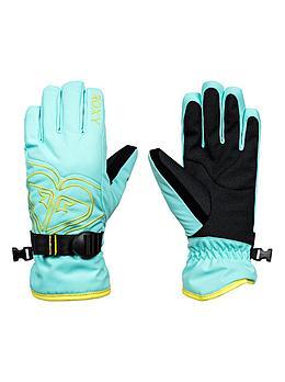 Зимние перчатки детские