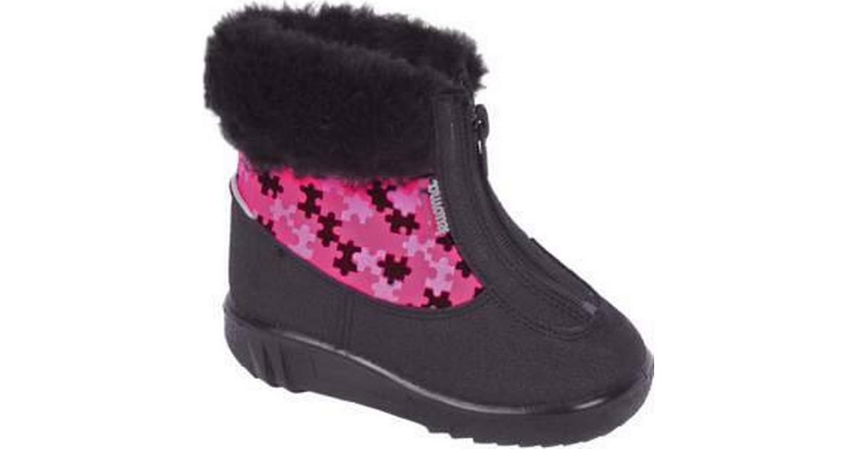 Обувь детская Baby wool, Pink Puzzle