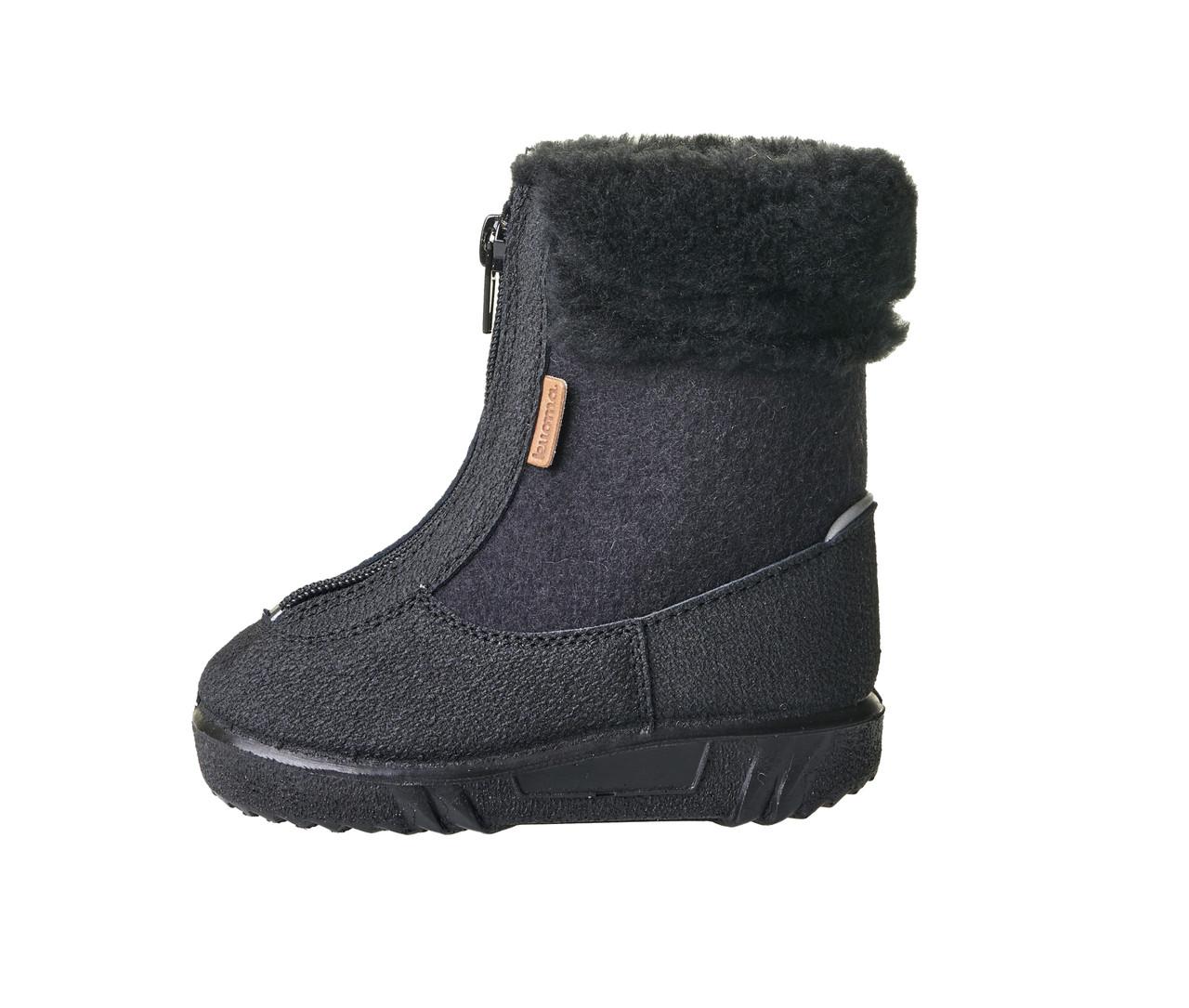 Обувь детская Baby felt Black