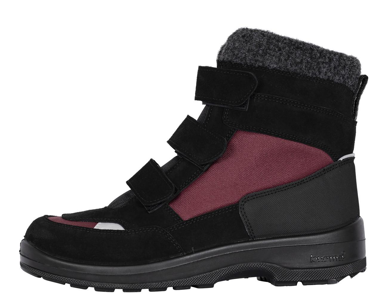 Обувь взрослая Kuoma Tarra Tuisku, Black/Black