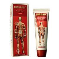 Массажный согревающий крем «Disaar» Rapid relief» для быстрого облегчения и снятия боли в мышцах и суставах
