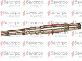 80С-1701032 Вал первичный МТЗ коробки передач SPILE