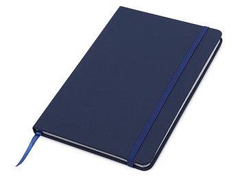 Блокнот Spectrum A5, темно-синий (Р)