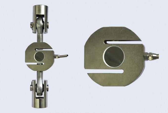 S-образный датчик УРАЛВЕС К-Р-16А 100кг с подвесами М8