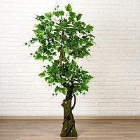 Дерево искусственное лист винограда 160 см