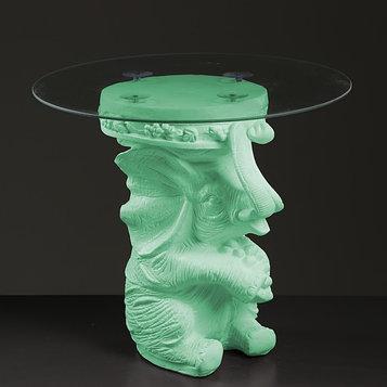 """Стол светящийся """"Слон сидя"""", 26,5×50×50 см,"""
