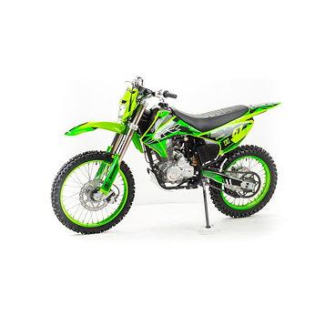 Кроссовый мотоцикл MotoLand XR250 LITE, 250см3, зелёный