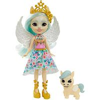Кукла 'Энчантималс', с питомцем