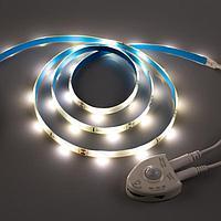 Комплект светодиодной ленты Uniel, 220В, SMD3528, 1.2 м, 2 шт, DIM, IP65, 30 LED/м, 4000К