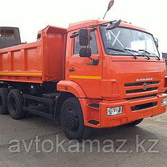 Самосвалы КАМАЗ-Инжиниринг 65115-6059-50