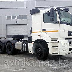 Седельные тягачи КАМАЗ-Инжиниринг 65206-002-68