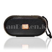 Колонка беспроводная стерео bluetooth-спикер для смартфонов и портативных пк TG-179 черная