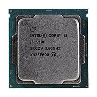 Процессор Intel Core i3 9100