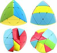 Головоломка, Пирамидка Мефферта,. подобная кубику Рубика, 3х3х3