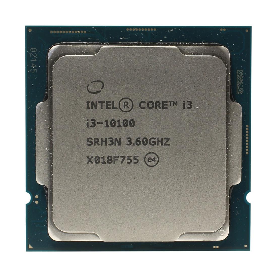 Процессор Intel Core i3 10100