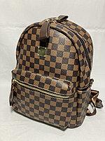 Женский подростковый мини-рюкзак. Высота 30 см, ширина 27 см, глубина 14 см., фото 1