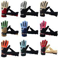 Зимние флисовые теплые перчатки дышащие, ветрозащитные