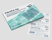 Fibrotul Ag - Фибротюль Аг, повязка сетчатая липидоколлоидная с серебром, 10х15 см