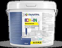 Краска водоэмульсионная ПАЛИТРА 25 кг (протирающаяся))
