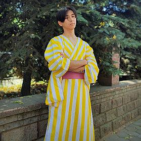 Кимоно Санджи - One piece