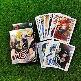Игральные карты Наруто
