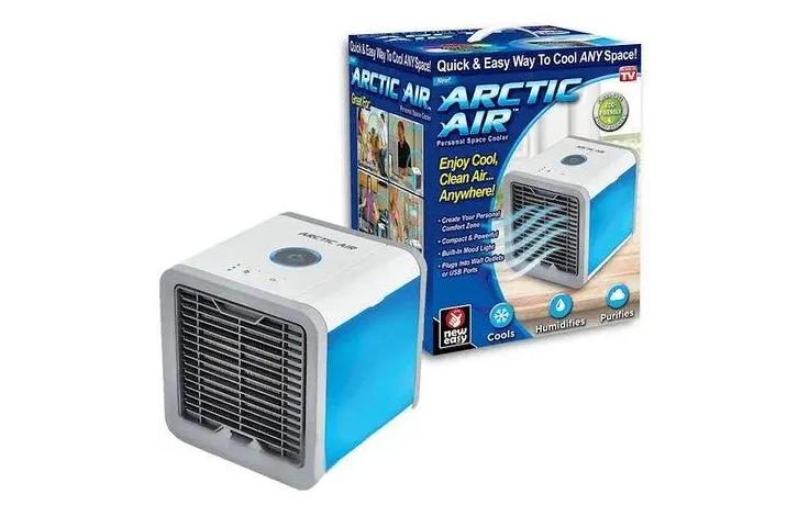 Охладитель воздуха (персональный кондиционер) Arctic Air Летняя распродажа!