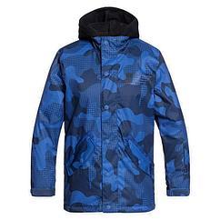 Куртка сноубордическая детская DC Shoes Union Yth Jkt B Snjt