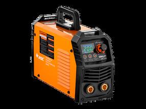 Инвертор для ручной дуговой сварки REAL SMART ARC 200 (Z28303)