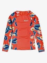 Гидро-футболка подростковая Roxy Ls Fashion Lycr