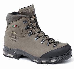 Ботинки Zamberlan Newbaffin GTX R [ brown)