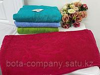 Полотенце жаккард туркменский 70х140, фото 3