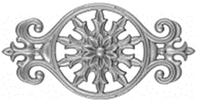 Лист 15×30см