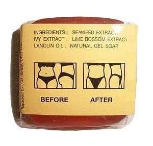 Мыло от целлюлита