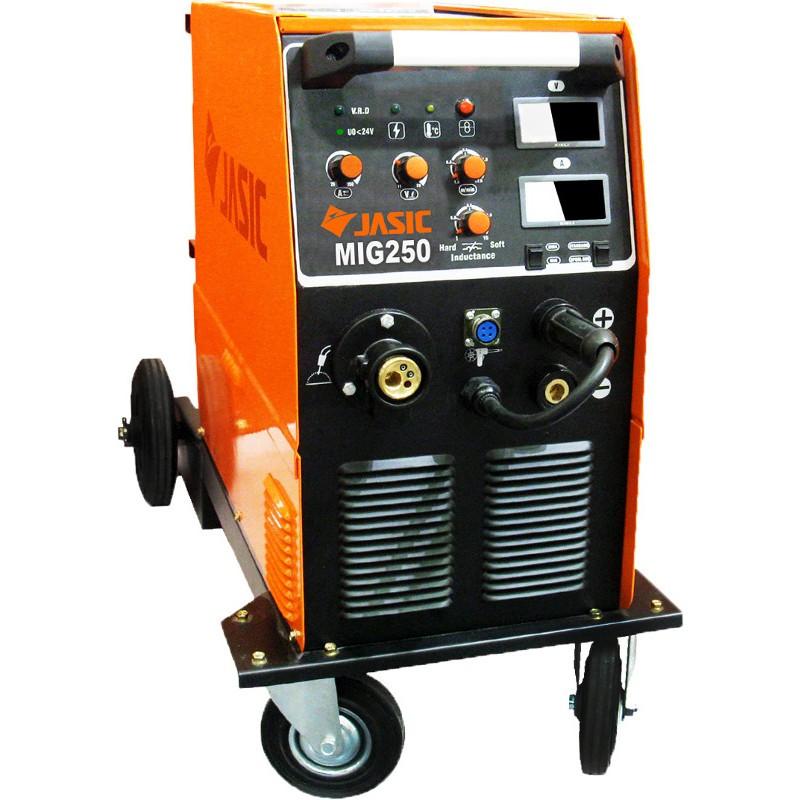 Инверторный полуавтомат MIG 250 (N257)