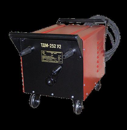 Сварочный трансформатор ТДМ 252 (Кавик), фото 2
