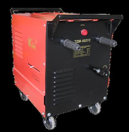 Сварочный трансформатор ТДМ 602 (Кавик), фото 2