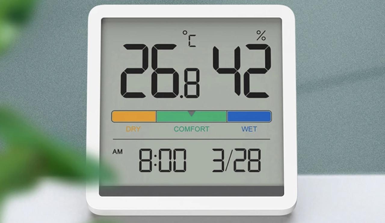 Термометр гигрометр Xiaomi Miiiw