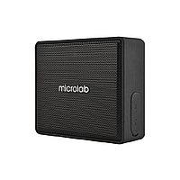 Колонки Microlab D-15 (1.0) - Black, 3Вт, , 15Hz-18kHz, 70dB, Line-in, microSD, Bluetooth