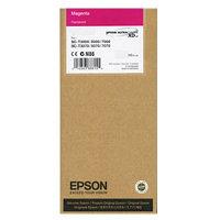 Картридж струйный Epson C13T693300 с пурпурными чернилами (350 мл), SureColor SC-T3000/T5000/T7000