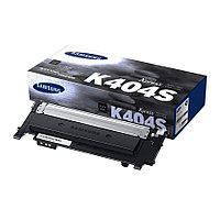 Картридж Samsung CLT-K404S (SU108A), 1500 страниц, черный