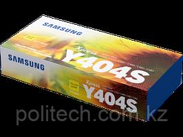 Картридж Samsung CLT-Y404S (SU452A), 1000 страниц, желтый