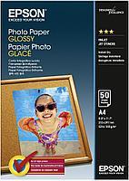 Бумага для печати Epson C13S042539 Photo Paper A4 50 sheets