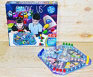 Немного помятая!!! XS977-39A Настольная игра Umong us, фото 2