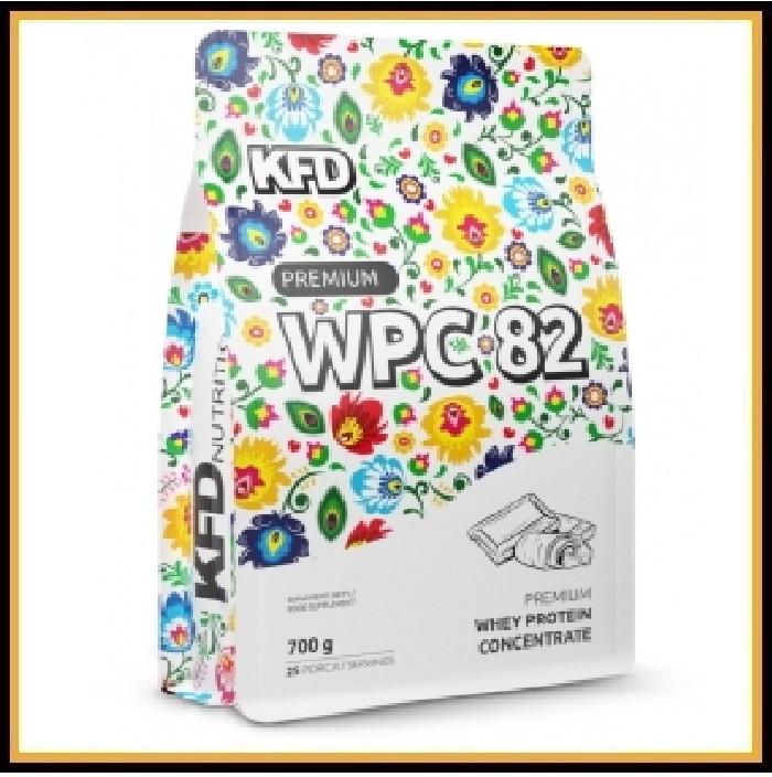 KFD Premium WPC 82. 700гр (клубника-малина)
