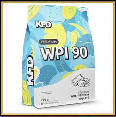 KFD WPI 90. 700гр (ваниль)