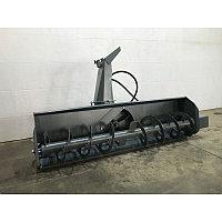 Снегоочиститель фрезерно-роторный на МКСМ, Bobcat, ANT, Cat, JCB, Wecan, Sunward, Case Hyundai, Hitachi и д.р.