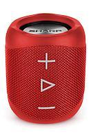 Колонки SHARP GX-BT180 (1.0), Red, 14Вт,15Hz-20kHz, Line-In 3.5mm, BT, USB